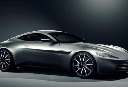 Construit pentru Bond ... Aston Martin DB10