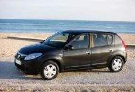Peste 5% din masinile vandute in Franta sunt Dacia