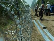 MAE: Ridicarea unui gard...