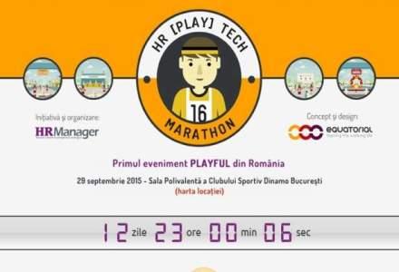 Primul eveniment PLAYFUL din Romania 29 septembrie, Sala Polivalenta a Clubului Sportiv Dinamo Bucuresti