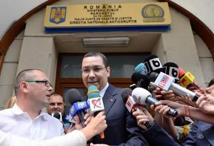 Victor Ponta, trimis in judecata in dosarul Turceni. Este acuzat de 17 infractiuni