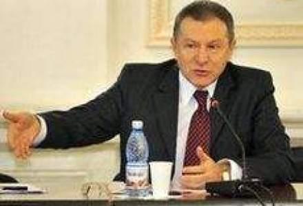 Berceanu: Nu stiu cand o sa fie gata autostrada Bucuresti - Ploiesti