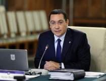 Victor Ponta, in presa...
