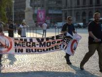 Un nou protest pe terenul...