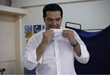 ALEGERI GRECIA. Tsipras anunta o coalitie: Syriza este prea dura pentru a muri!