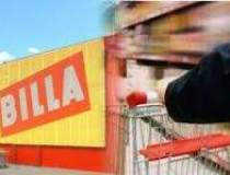 Billa deschide magazinul cu...