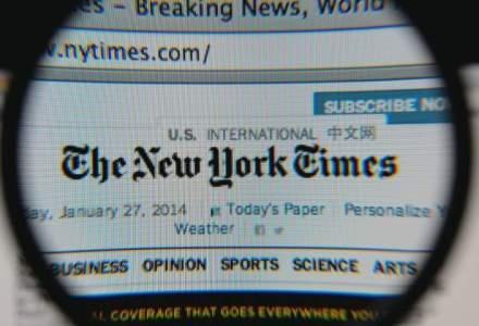The New York Times publica gratuit 50 dintre cele mai bune articole ale sale