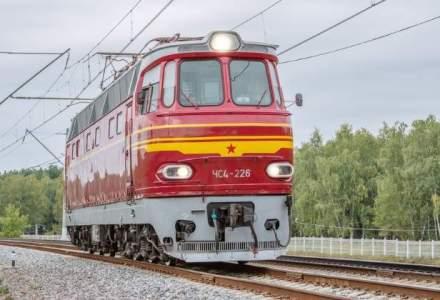 Prima locomotiva din Romania care functioneaza doar cu ulei vegetal sau biodiesel