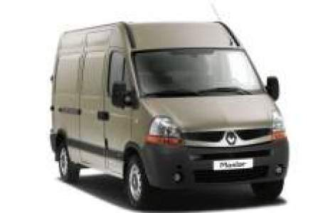 Renault a lansat in Romania noul Master
