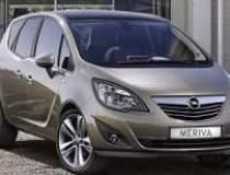 Cea de-a doua generatie Opel...