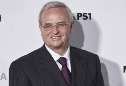 Martin Winterkorn, seful Volkswagen, da explicatii in comitetul executiv al grupului, in scandalul cu emisii poluante