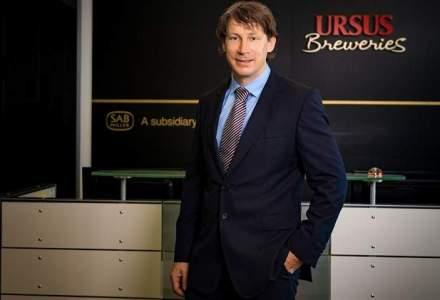 Ursus Breweries il numeste pe Glenn Burgess in functia de vicepresendinte responsabil de Supply Chain