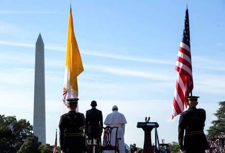 Papa Francisc, vizita istorica in Statele Unite ale Americii