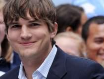 Actorul Ashton Kutcher...