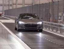 Tesla a deschis prima fabrica...