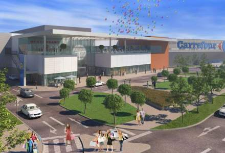Planurile Alpha Group Investments dupa ce a marit cu 40% proiectul Timisoara Centrum: vor venituri de 15 mil. euro in primul an de functionare