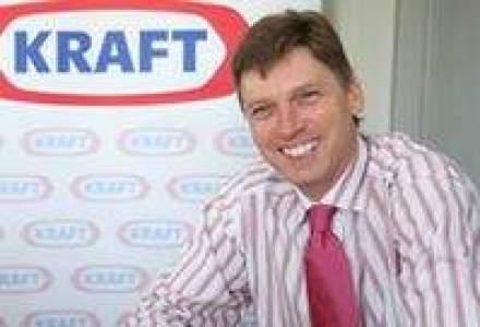 Un nou sef pentru Kraft Foods Romania