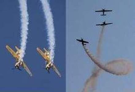 Sarbatoare aviatica: Cifrele Otopeni Air Show de sambata