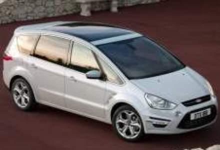 Noile Ford S-Max si Galaxy au fost lansate in Romania