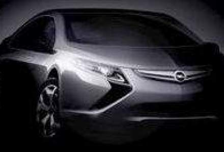 Avromescu, Opel: Modelul Ampera vine in 2011. Nu stim inca daca si in Romania