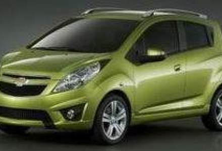 Crestere de doua procente pentru Chevrolet in Romania