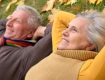 Cat de fericiti sunt bunicii...