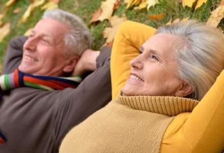 Studiu: cat de fericiti sunt pensionarii din Romania
