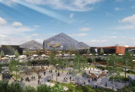 Parklake Plaza, in linie dreapta: mallul a obtinut o finantare de 83 mil. euro