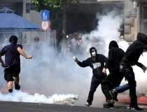 Proteste la Chisinau,...