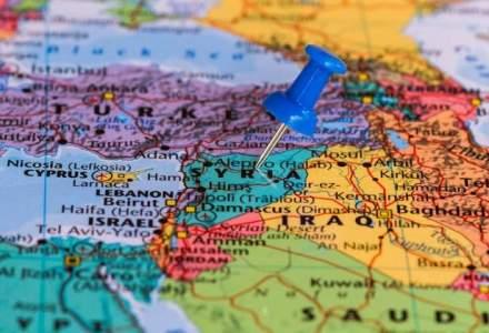 MAE: La ora actuala sunt peste 10.000 de cetateni romani in Siria