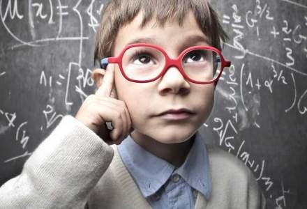 Romania are aproximativ 190.000 de copii supradotati academic cu varsta sub 15 ani, respectiv 1-2 elevi din fiecare clasa
