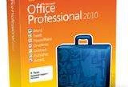 Analistii: Vanzarile de Office 2010, sub asteptari