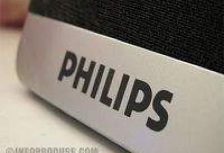 Philips: Profit net de 463 mil. euro, la vanzari in crestere cu 12%