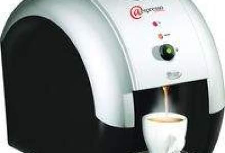 Seful RTC intra pe piata aparatelor de cafea