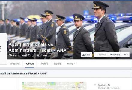 ANAF si Facebook, la intersectia dintre util si aroganta: cum sa NU comunici online
