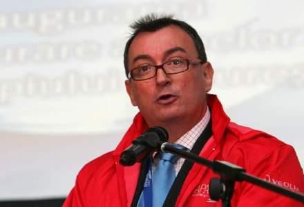 Fostul director al Apa Nova Bucuresti Bruno Roche, pus sub control judiciar de DNA Ploiesti