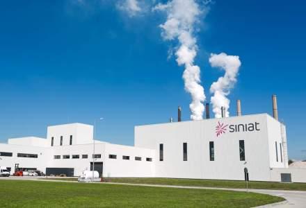 Belgienii de la Siniat au deschis cea mai mare fabrica de placi de gips-carton din Romania, in urma unei investitii de 50 mil. de euro