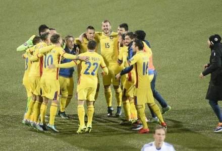 Mergem la Euro 2016: ce industrii castiga din calificarea Romaniei la turneul final