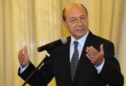 Traian Basescu nu va fi cercetat pentru faptele reclamate de Ciochina si Ghise