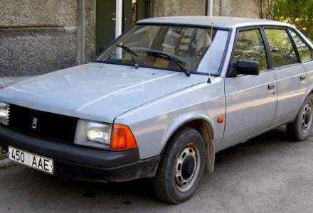 Renault vrea sa obtina marca Moskvitch, legendara in era sovietica