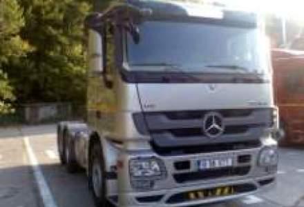 Mercedes-Benz a vandut transportatorului Edy Spedition 65 de camioane
