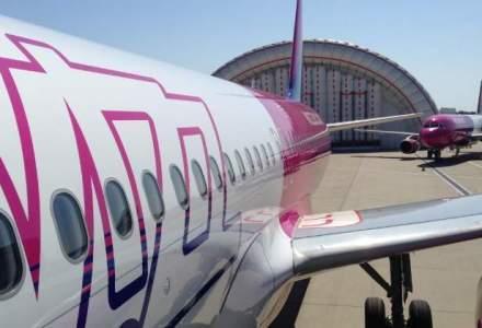 Wizz Air introduce din iulie patru noi curse aeriene de pe Aeroportul din Cluj-Napoca