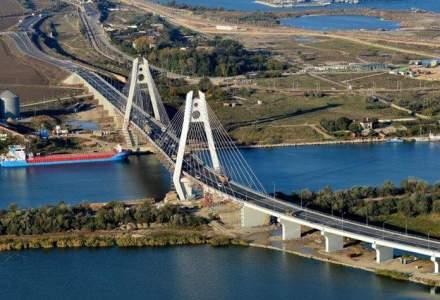 Podul Agigea, inaugurat cu intarziere NETERMINAT