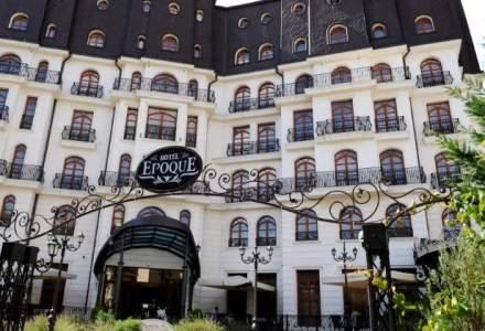 Cel mai bun hotel de lux din Romania a ajuns la afaceri de 1,7 mil. euro