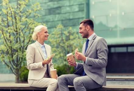8 motive pentru care sa iei pauza de masa