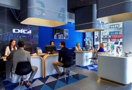 RCS&RDS vrea sa ajunga la 100 de magazine modernizate pana la finalul anului