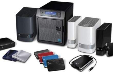 Western Digital anunta achizitionarea SanDisk pentru suma de 19 miliarde USD