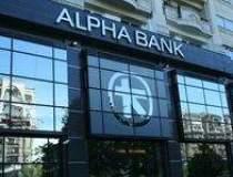 Alpha Bank ar putea fuziona...