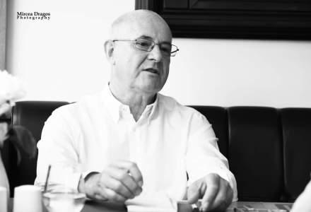 David Evans, proprietarul Optim Project Management, omul care dupa 47 de ani de constructii este la fel de entuziast ca in prima zi