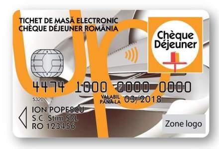 Up Romania este autorizat sa emita tichete de masa electronice